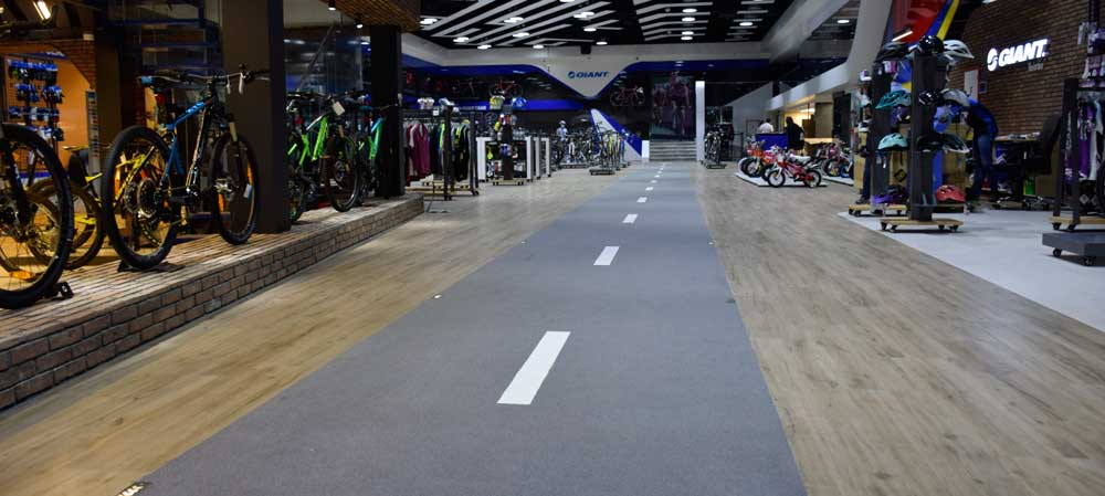 Decorative and Parking Flooring